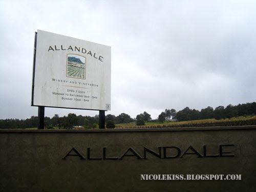 allandale winery in hunter valley