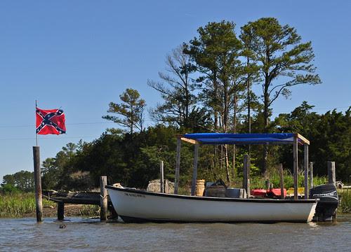Parker's Creek - C onfederate Navy