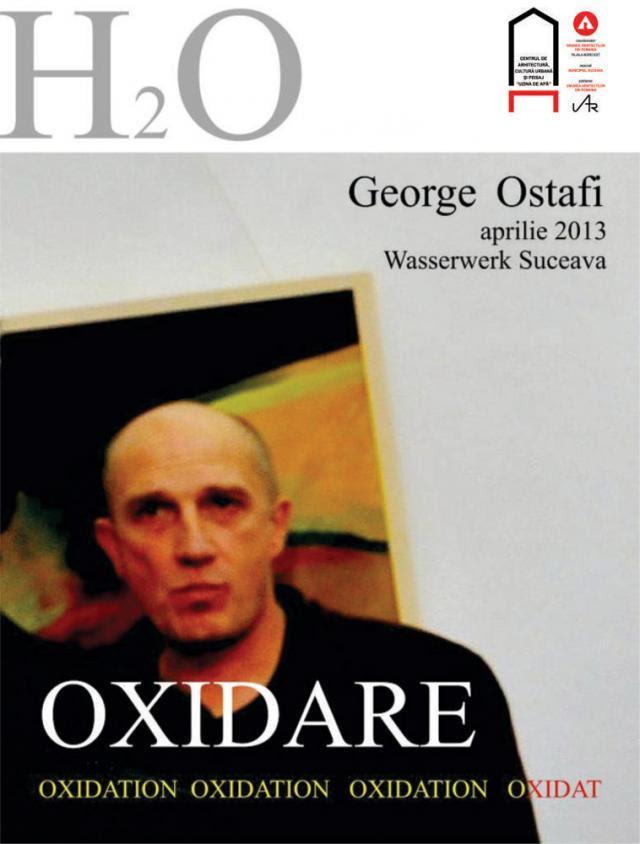 Expoziţia Oxidare