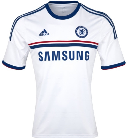 Chelsea New Away Jersey 2014