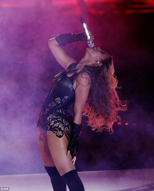 Super Bowl 2013, Beyonce