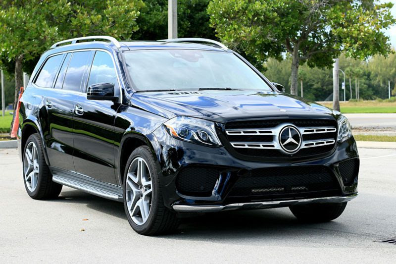 Purchase new 2017 Mercedes-Benz Other GLS550 4MATIC SUV in ...
