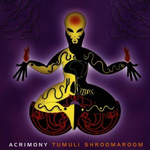 Acrimony - Tumuli Shroomaroom Album Cover