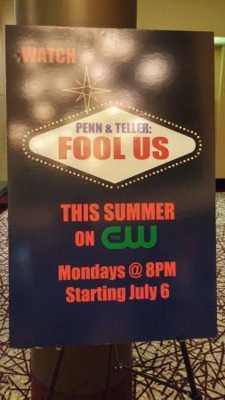 Stunt Magician FOOLS Penn Teller Fool Us season  Fool us