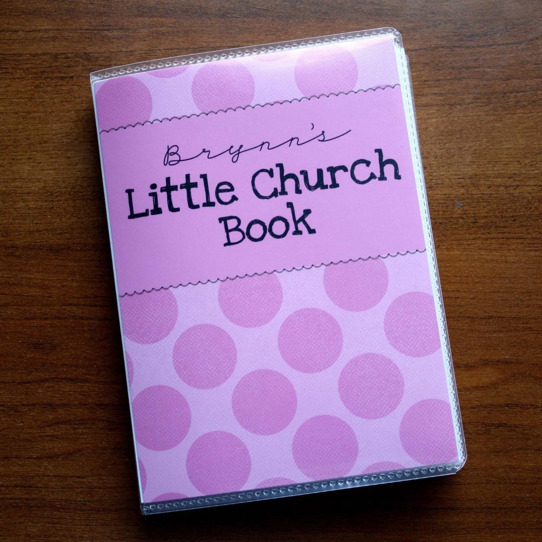 LDS Children's Little Church Book