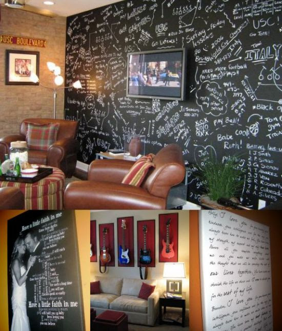 wall designs for restaurants