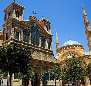 Lebanon is one of the most religiously diverse...
