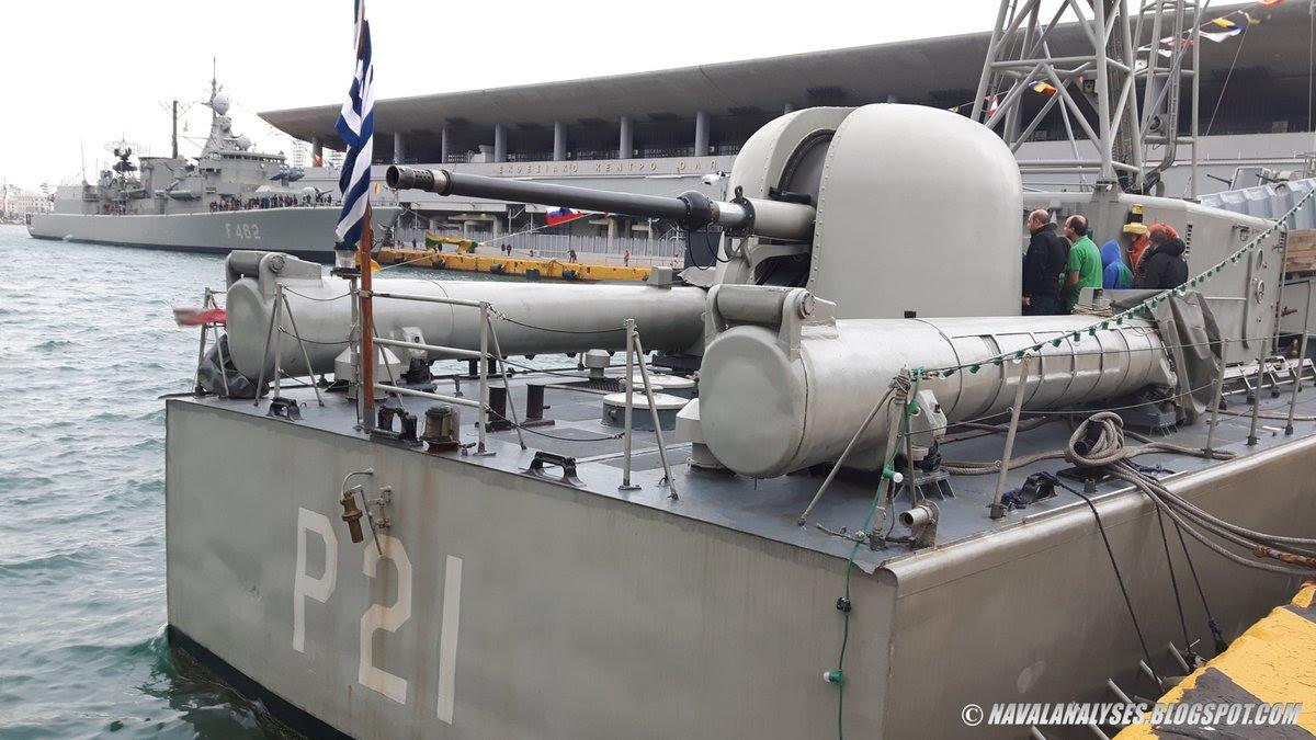 ΕΚΤΑΚΤΟ: Αφαιρέθηκαν τα διακριτικά των ελληνικών υποβρυχίων – Σε τροχιά σύγκρουσης με τη Τουρκία – Ξανά σε υπηρεσία η ΤΠΚ Ρ22 Μυκόνιος- Αποκλειστικές εικόνες (βίντεο) - Εικόνα4