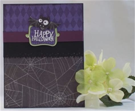 HALLOWEEN BIRTHDAY CARD ?HANDMADE GREETING CARD IDEAS