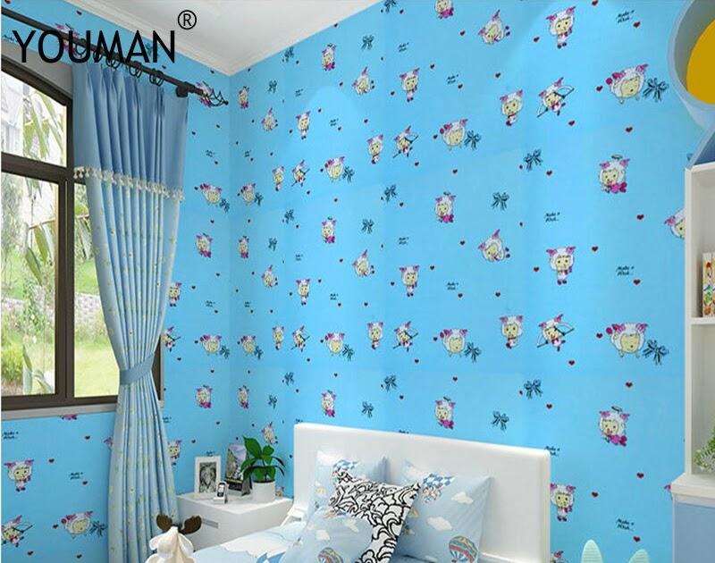 Exclusief Goedkope Babykamer : Kopen goedkoop wallpapers youman pvc voor kinderkamer moderne