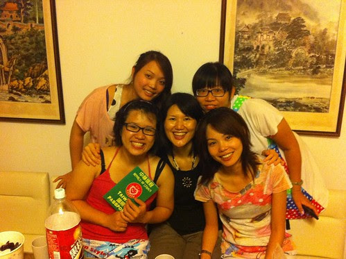 L112的五姊妹
