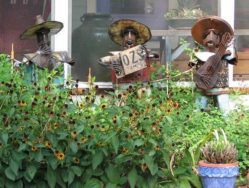 In defense of wacky garden stuff   Digging
