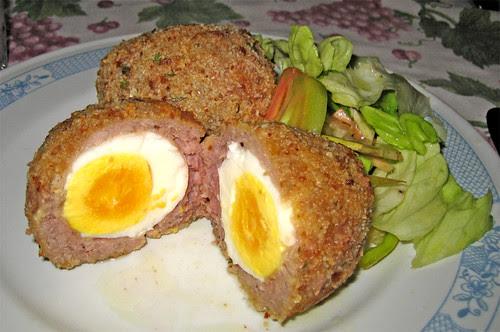 Uova alla scozzese by fugzu