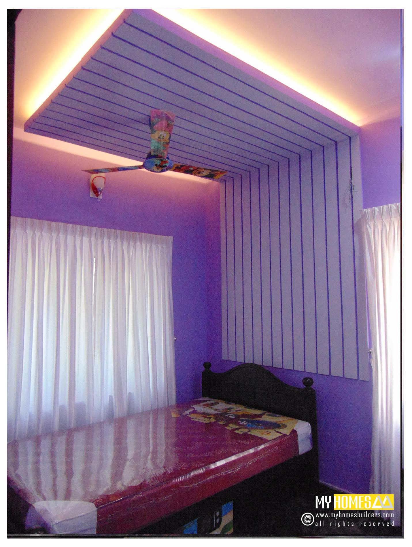 Kids bedroom designs in Kerala