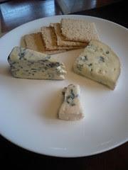 青カビチーズ3種