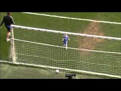 Goal del figlio di Ivanovic-Chelsea