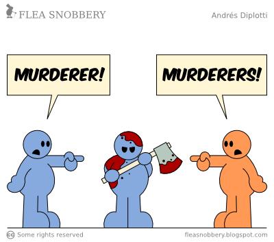Ax murderer