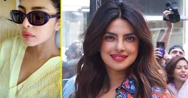 "Priyanka Chopra just can't stop herself sharing her beautiful ""Mangalsutra"" on social media"
