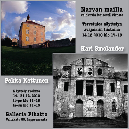 Narva Land - Photographs from Eastern Estonia