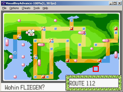 Pokemon Fire Red Map Labeled  www.imgarcade.com  Online