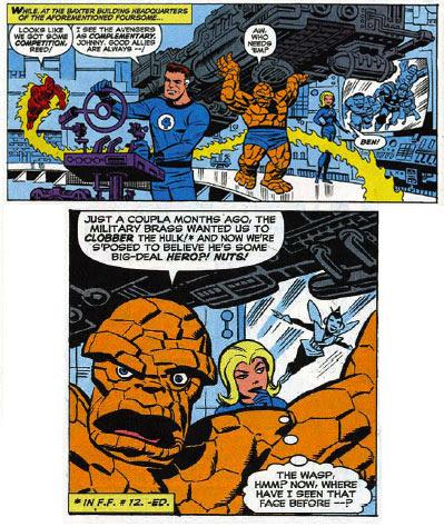 Avengers #1 1/2