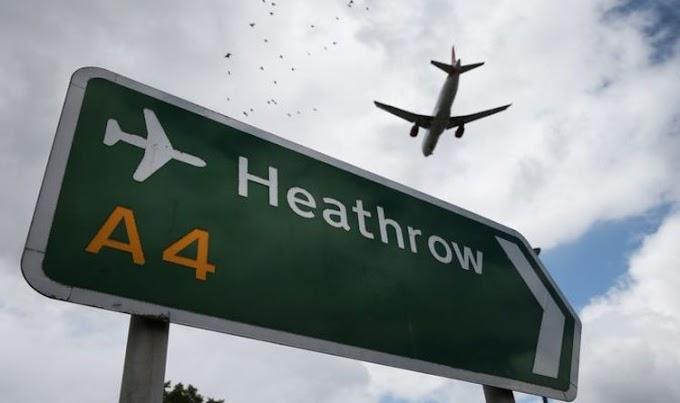 Heathrow suffers £2billion loss in 'toughest' year as passenger footfall nosedives 73%