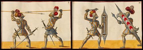 De arte athletica by Paul Hector Mair r