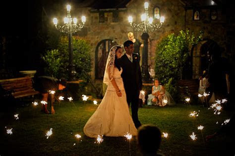 ViP Wedding Sparklers