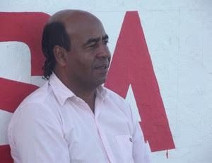 Carlos Moura Dourado, gerente de futebol do América-RN (Foto: Tiago Menezes)