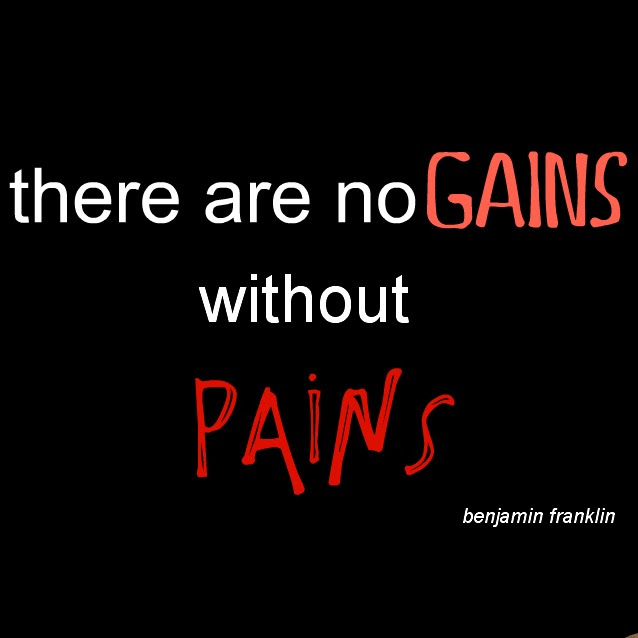 Motivational No Pain No Gain Quotes And Images Motivational And