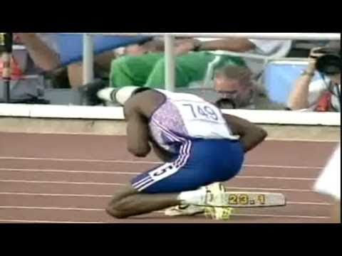 [Video] Derek Redmond, 1992 Olympics