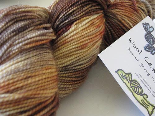 Wool Candy..yum