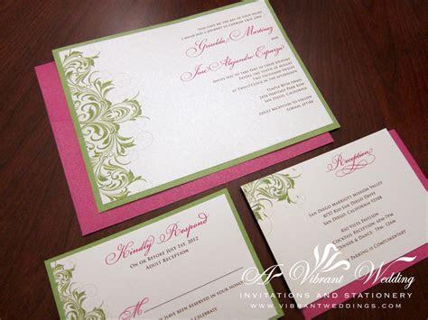 Victorian Wedding Invitation ? A Vibrant Wedding Invitations
