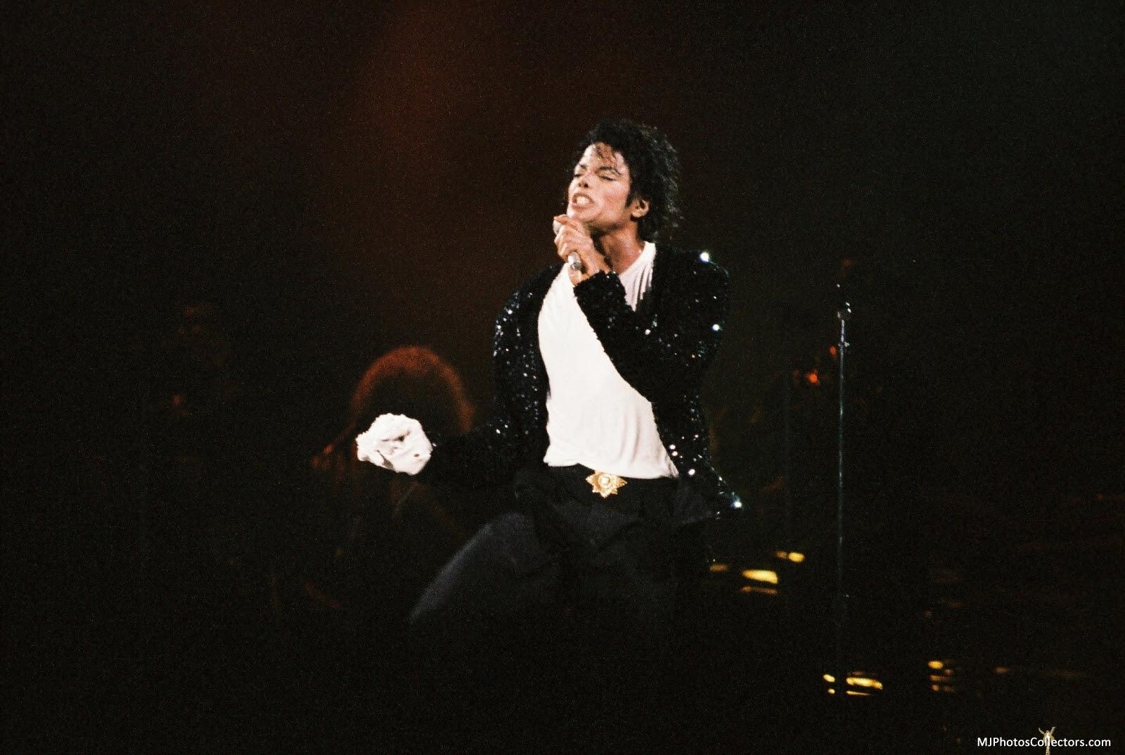 Bad Tour Billie Jean Michael Jackson Photo 13443781 Fanpop