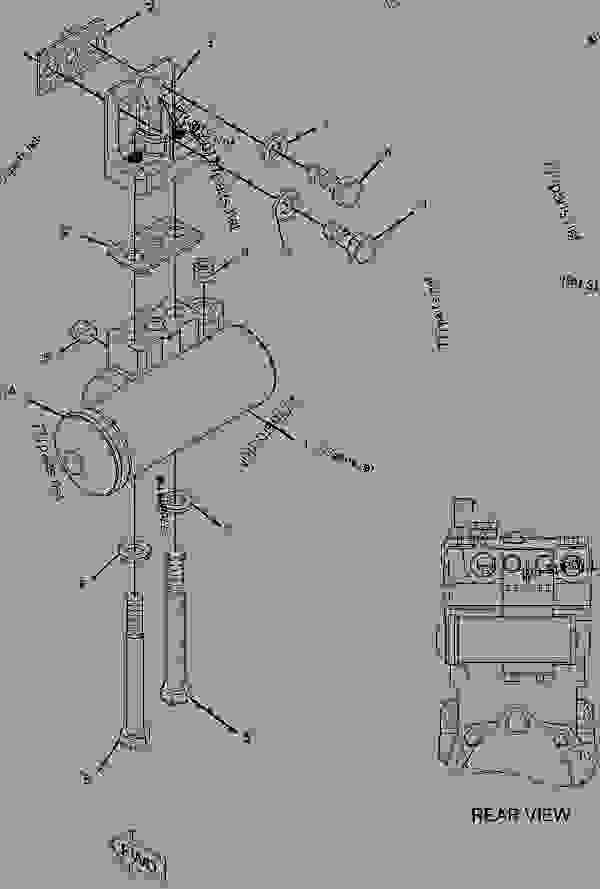 C 15 Cat Engine Cooling Diagram