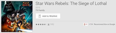 Where To Watch Star Wars Rebels Season 2   Anakin And His Angel