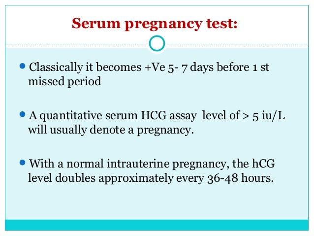5 days before period pregnancy symptoms