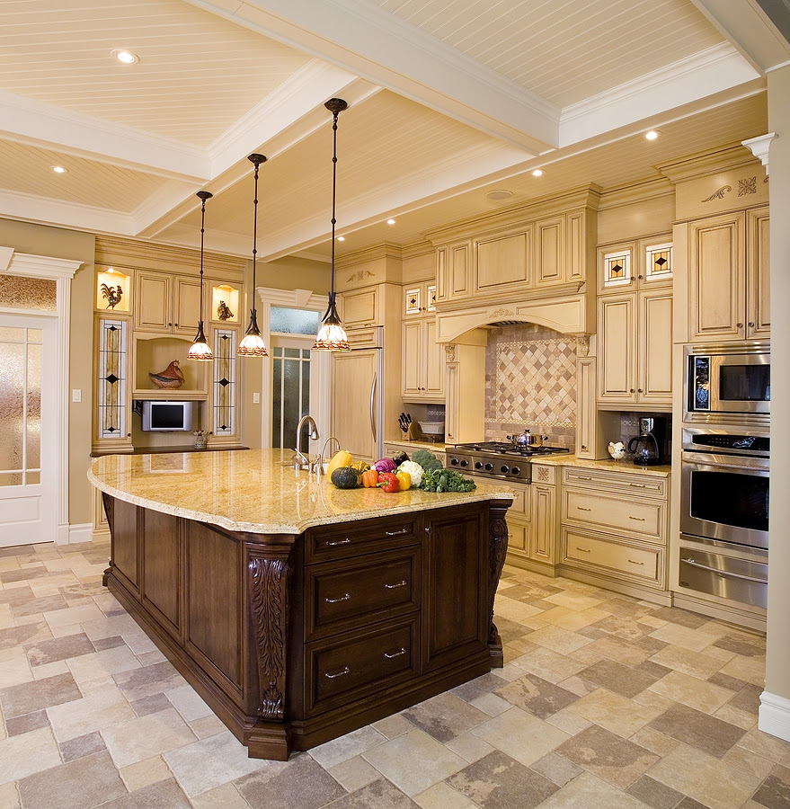 How to Get Your Kitchen Ceiling Lights Right   Ideas 4 Homes
