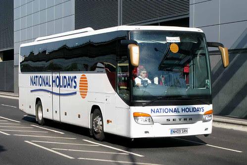 National Holidays Nh09srh  Hull Interchange