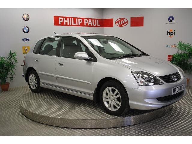 Used Honda Civic 2005 Petrol 16 I Vtec Executive 5dr Hatchback