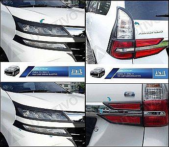 4300 Gambar Aksesoris Mobil Avanza Veloz HD