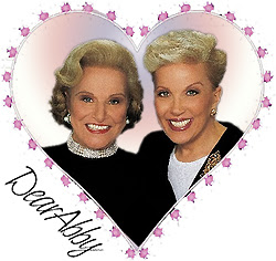 Dear Abby - Photo of the writers of Dear Abby, Pauline Phillips and her daughter Jeanne Phillips
