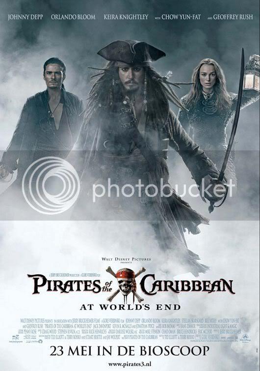pirates of the caribbean at worlds end 10 Filem Termahal di dunia