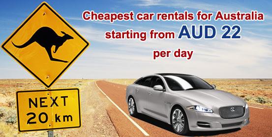 Car Rental Australia - Book Online & Save Big from top ...