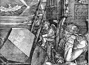 Melencolia I', Albrecht Dürer