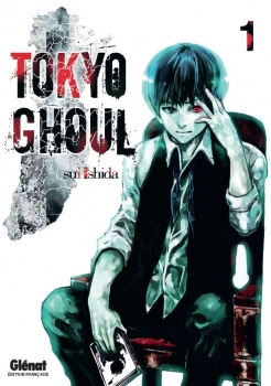 Couverture Tokyo Ghoul, tome 01