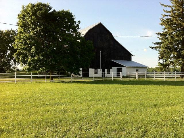 Ontario century barn