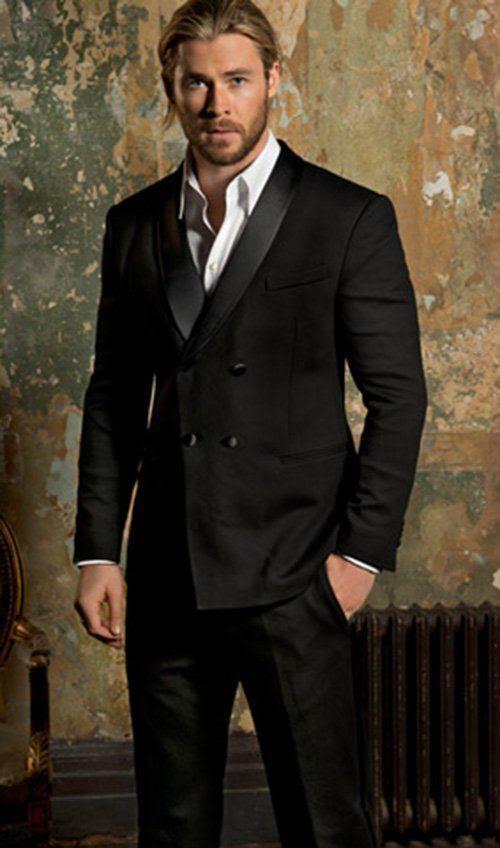 Prestige Hong Kong - October 2012, Chris Hemsworth