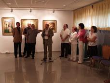Exposición en la Casa de Cultura de Busot