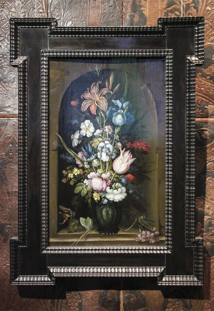 Flower still life, Roelant Savery ca. 1610-15